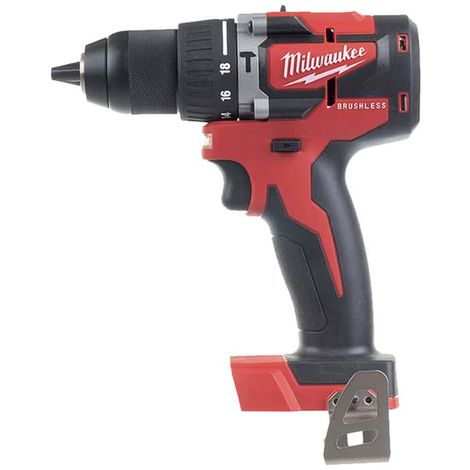 MILWAUKEE Brushless M18 CBLPD-0X Drill and Screwdriver CBLPD-0X - without battery or charger - 4933464557
