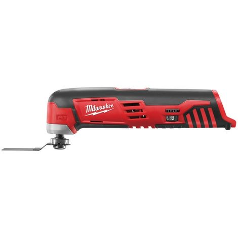 Milwaukee C12MT 12V Compact Multi-Tool (Body Only)