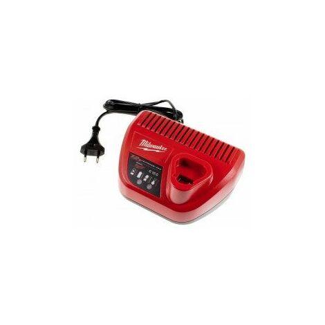 Milwaukee Cargador rápido C12C 4932352000 para Baterías 12V Li-Ion