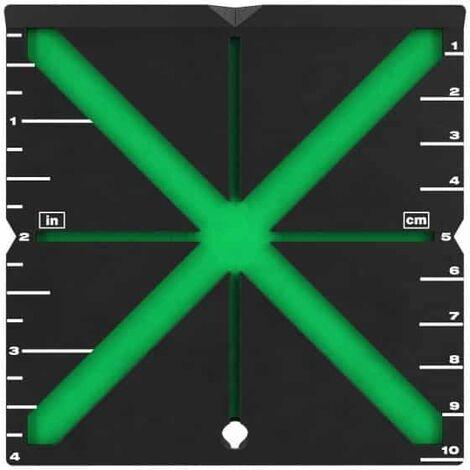 MILWAUKEE Cible haute visibilité magnétique - HI-VIST - 4932478108