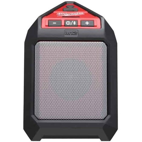 MILWAUKEE Enceinte Bluetooth M12 JSSP-0 - 4933448380 solo
