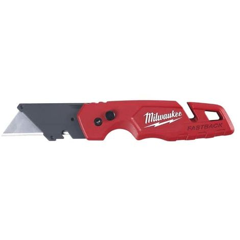 MILWAUKEE Fastback folding pocket knife - with blade reserve 4932471358
