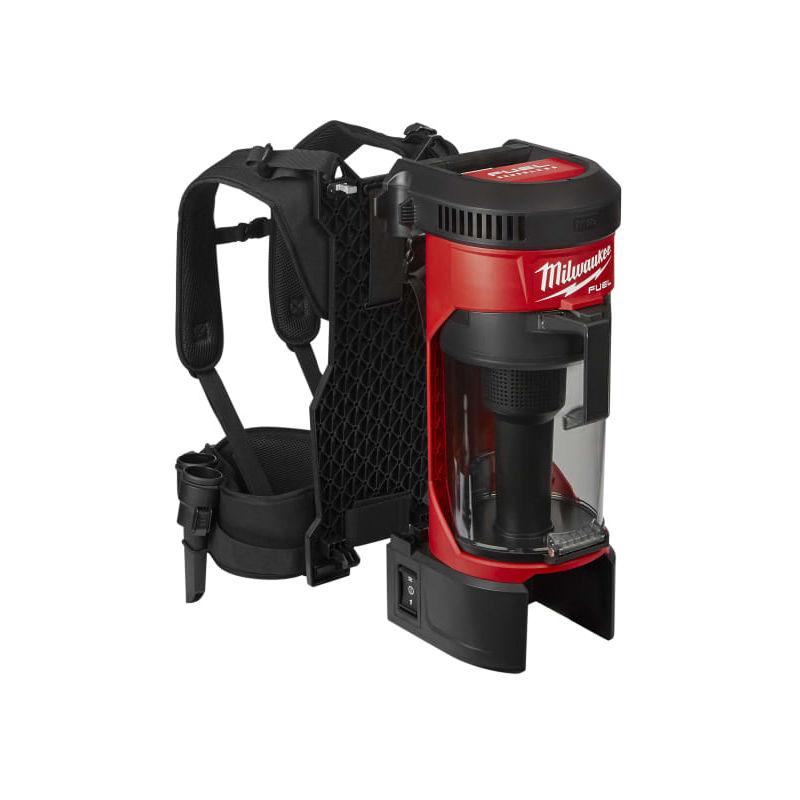 Image of Milwaukee Power Tools - Milwaukee FUEL™ Backpack Vacuum 18V Bare Unit