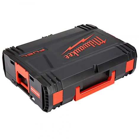 Milwaukee Fuel Hard Stackable Carry Case For M18 Hammer Drill or Impact Driver