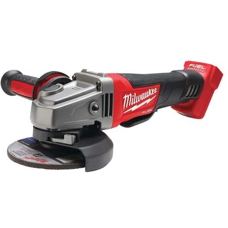 MILWAUKEE FUEL M18 angle grinder CAG125XPD-0 - without battery and charger 4933447605