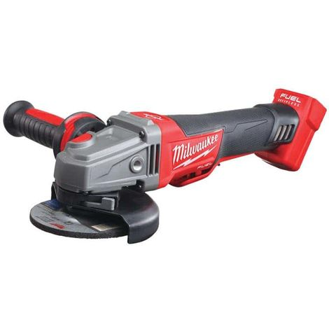 MILWAUKEE FUEL M18 angle grinder CAG125XPDB-0 - without battery and charger 4933451009