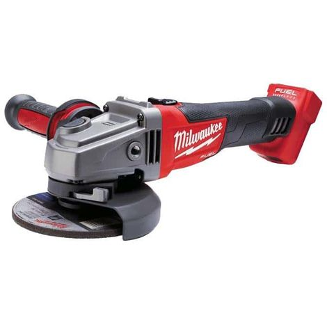 MILWAUKEE FUEL M18 CAG125X-0X Angle Grinder - without battery and charger 4933451439