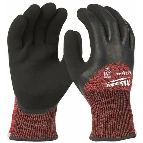 L Milwaukee corte guantes de protección clase 1 tamaño 9