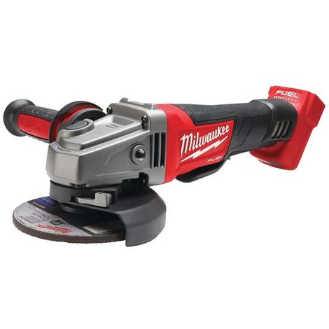 MILWAUKEE HD18 AG125-0 Angle Grinder - without battery and charger 4933441502