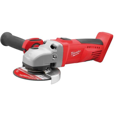 MILWAUKEE HD28 AG 125-0X Angle Grinder - without battery and charger 4933432225