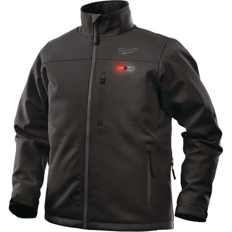 Milwaukee Heat Jacket Gray M12 HJGREY4-0 Size XL 4933464331 without battery and charger