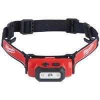 MILWAUKEE L4HL-201 headlamp - 1 battery 4V 2.5 Ah - 1 USB cable 4933459443