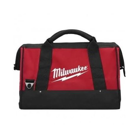 "Milwaukee M12 12"" Canvas Contractors Heavy Duty Carry Tool Bag"