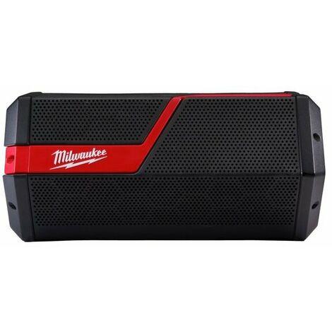 "main image of ""Milwaukee M12-18 JSSP-0 - Einceinte Li-Ion 12-18V (appareil seul) - Bluetooth - fonctionne sur batterie"""
