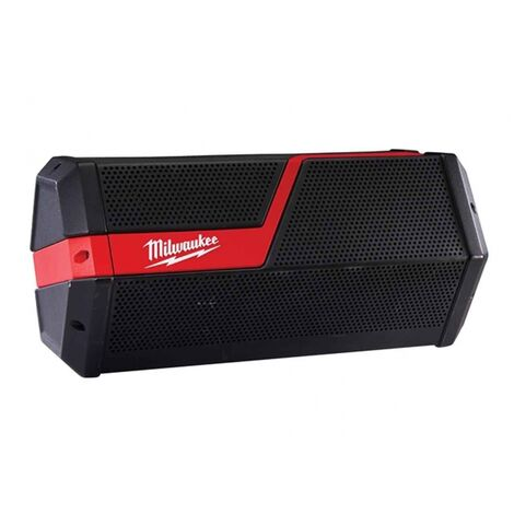 Milwaukee M12-18JSSP-0 12/18v Bluetooth Jobsite Speaker Bare Unit