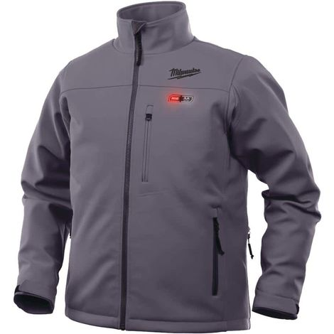 Milwaukee M12 Heated Jacket gray HJ GREY3-0 size L without battery and charger 4933451593
