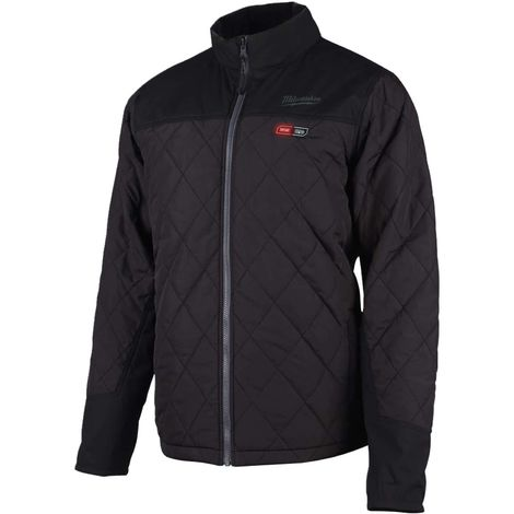 Milwaukee M12 HJP-0 heating jacket Size L 4933464366 without battery and charger