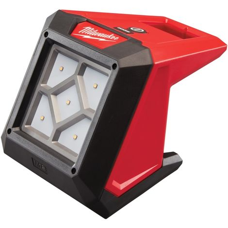 Milwaukee M12AL-0 12V LED Rover Work Site Area Light (Body Only)