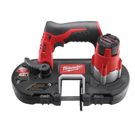 Milwaukee M12BS-0 12V Sub Compact Bandsaw (Body Only)