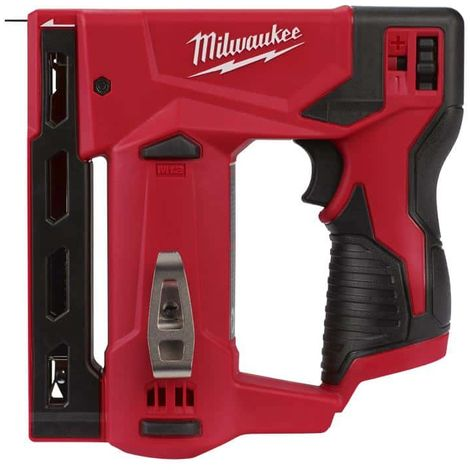 MILWAUKEE M12BST-0 Stapler - without battery and charger 4933459634