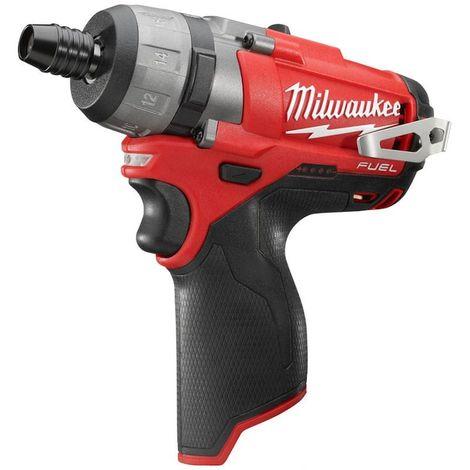 Milwaukee M12CD-0 12V Brushless Screwdriver (Body Only)