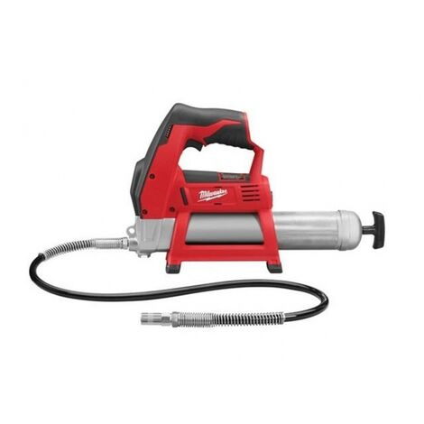 Milwaukee M12GG-0 12V Cordless Grease Gun Bare Unit