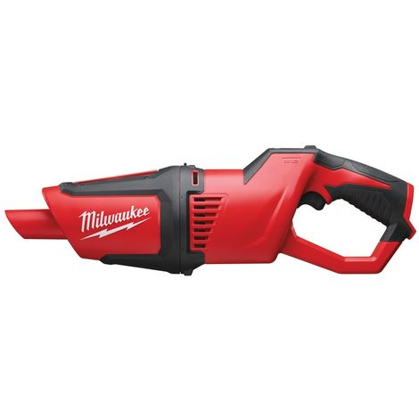 Milwaukee M12HV-0 12V Sub-Compact Stick Vacuum (Body Only)