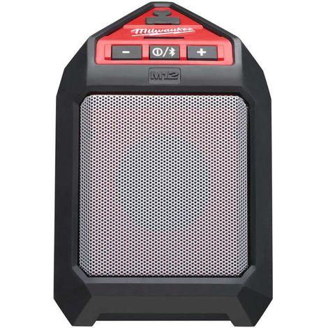 Milwaukee M12JSSP-0 M12 Jobsite Bluetooth Speaker