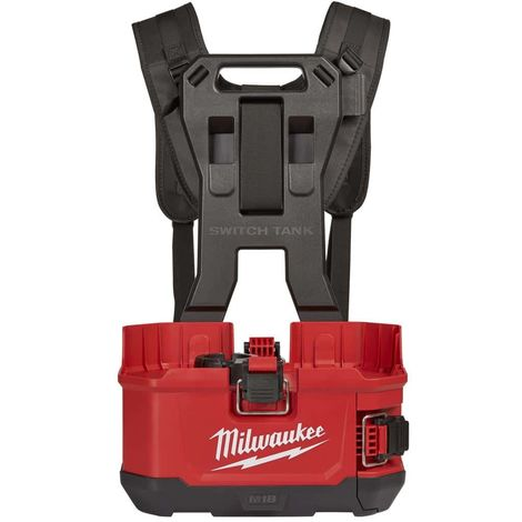 MILWAUKEE M18 BPFPH-401 backpack sprayer - harness - without battery and charger 4933464961