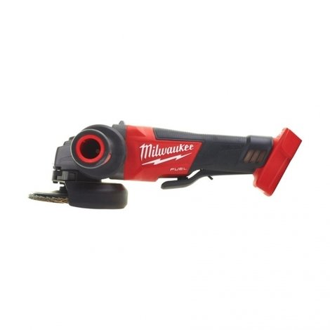 Milwaukee M18 CAG125XPDB-0X Meuleuse d'angle à batteries 18V Li-Ion (machine seule) dans HD BOX - 125mm - moteur sans charbon