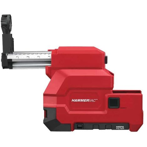 MILWAUKEE M18 CDEX-0 standalone suction system - without battery and charger 4933447450