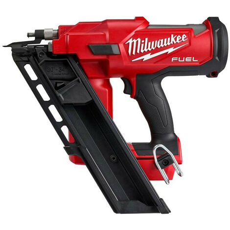 """main image of """"Milwaukee M18 FFN-0C 18V Fuel First Fix Angled Nail Gun (Body Only)"""""""