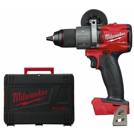 Milwaukee M18 FPD2-0X Corps perceuse / visseuse à percussion Li-Ion 18V en HD Box - carbone sans balais