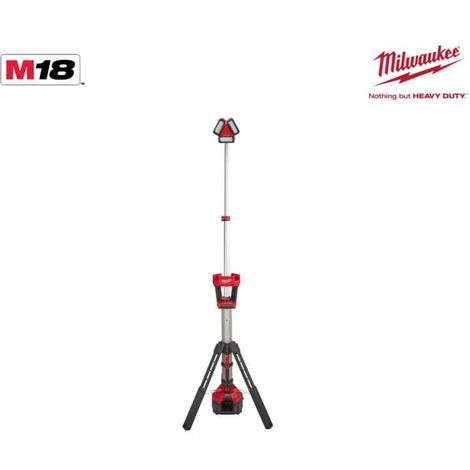 MILWAUKEE M18 HSAL-0 tripod projector - without battery and charger 4933451392