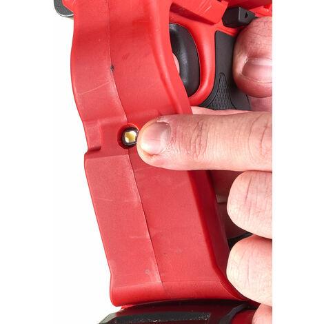 Milwaukee M18 ONEFHIWF1-0X One-Key 18V Litio-Ion batería Llave de impacto cuerpo en HD-Box - 2033Nm - sin escobillas