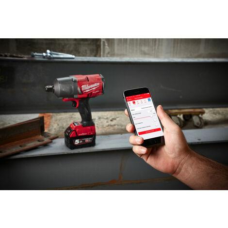 """Milwaukee M18 ONEFHIWF34-0X 18V Li-Ion batería Llave de impacto cuerpo en caja HD - 3/4"""" - 1624 Nm"""