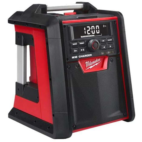 MILWAUKEE M18 RC-0 Field Radio - Without Battery or Charger 4933446639