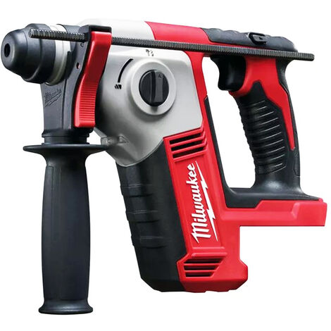 Milwaukee M18BH-0 SDS Hammer Drill 18V Compact Body Only:18V