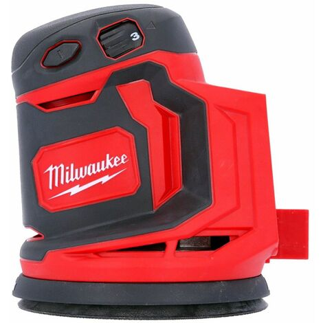Milwaukee M18BOS125-0 M18 18V 125mm Random Orbit Sander Body Only