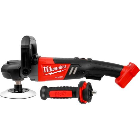 Milwaukee M18FAP180-0 180mm Fuel Cordless Polisher 18v Bare Unit