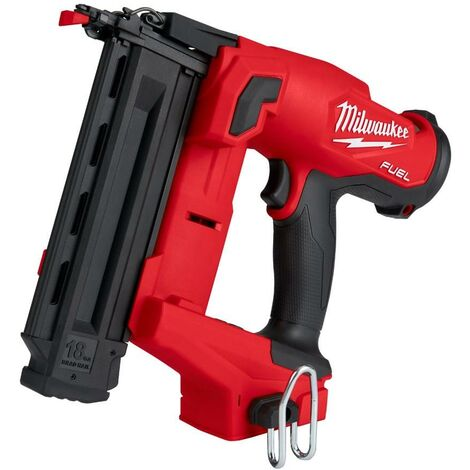 Milwaukee M18FN18GS-0X M18 FUEL 18 Gauge Finish Nailer With Carry Case Body Only