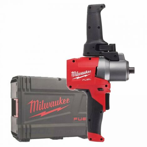 Milwaukee M18FPM-0X M18 FUEL Paddle Mixer with 180° Handle - Bare Unit