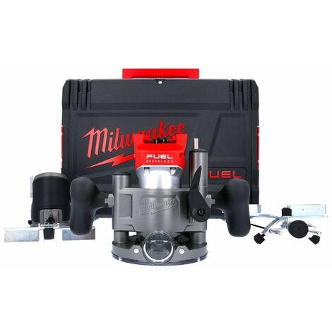 """main image of """"Milwaukee M18FTR-0X M18 18V Brushless FUEL Laminate Trimmer Router Body in Case 4933471604:18V"""""""