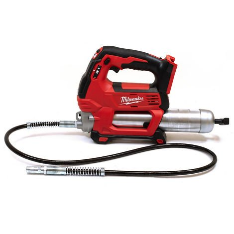 Milwaukee M18GG-0 Heavy Duty Grease Gun Body Only