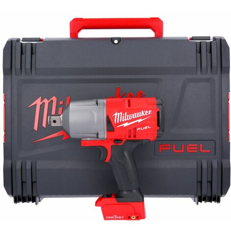 """Milwaukee M18ONEFHIWF34 18V 3/4"""" Fuel High-Torque One Key Impact Wrench With Case"""