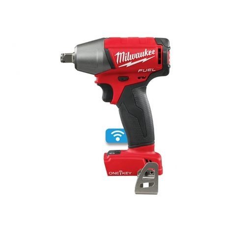 """Milwaukee M18ONEIWF38-0 18V Fuel 3/8"""" Friction Ring Impact Wrench (Body Only)"""