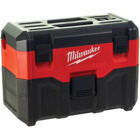 Milwaukee M18VC2 18V Wet and Dry Vacuum 2nd Generation Body only:18V