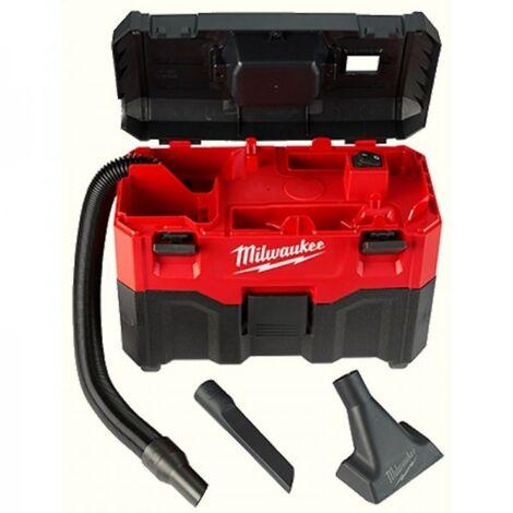 Milwaukee M18VC2 Wet/Dry Vacuum M18 - Bare Unit