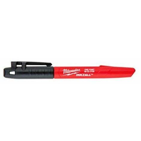 Milwaukee marcador de punta fina Inkzall 48223100