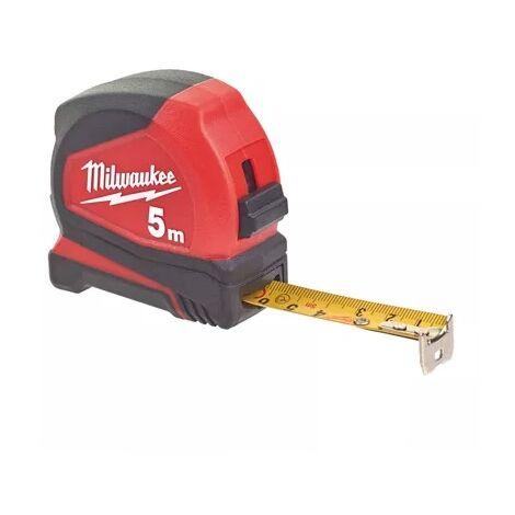 Milwaukee Massband 5m Bandmaß Maßband 25mm breit